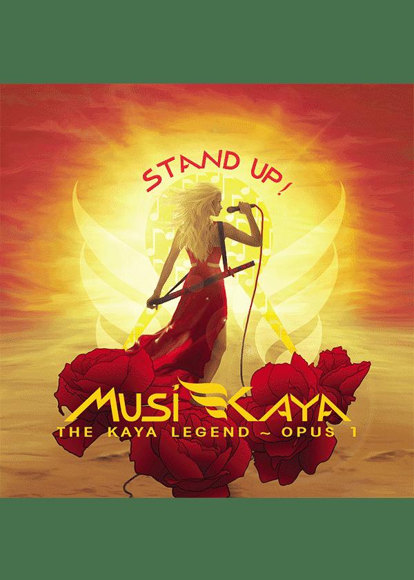 EP Musikaya - 3 Cds ou clés achetées, la 4ème à moitié prix