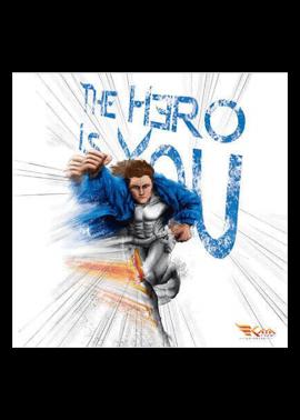 carte postale Jessie The Hero is You - Kaya Team Universe