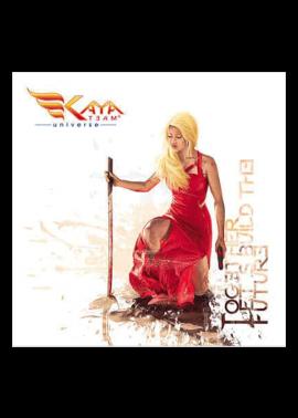 carte postale Kaya Build the Future - Kaya Team Universe