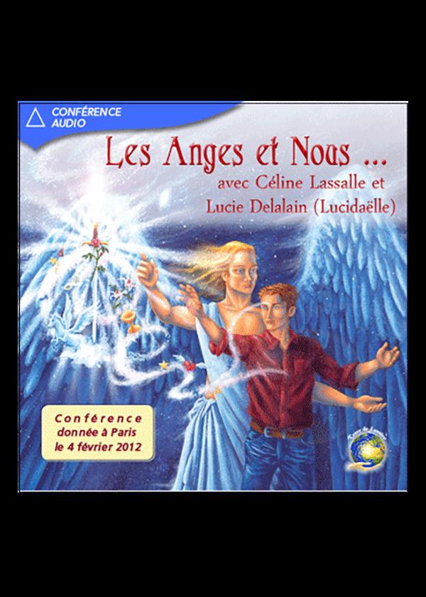 conference les anges et nous - Pierre Lassalle