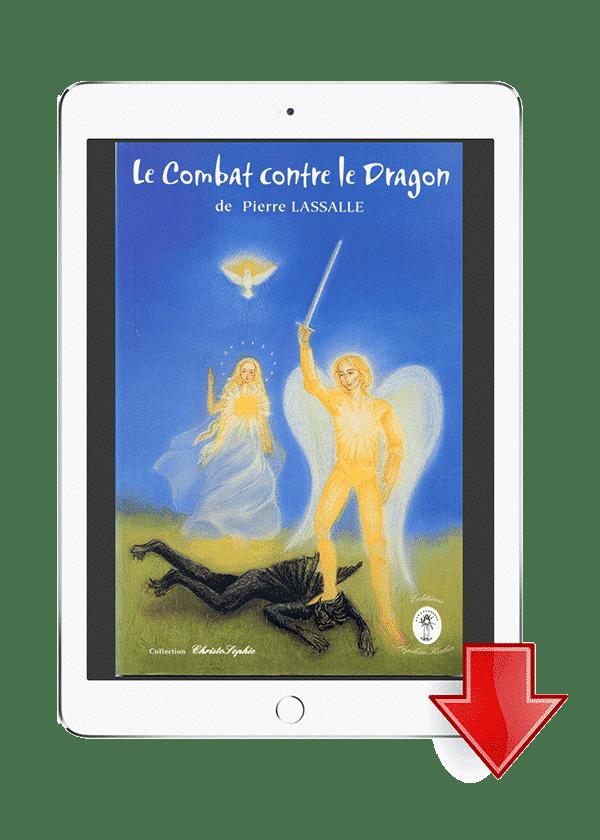 livre combat contre le dragon - Pierre Lassalle