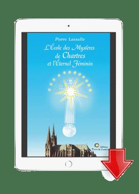 livre mysteres de chartres - Pierre Lassalle