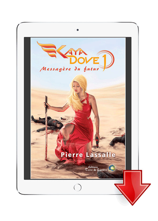 ebook Kaya Dove 1 - Pierre Lassalle