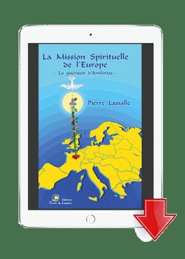 livre mission spirituelle de l'europe - Pierre Lassalle