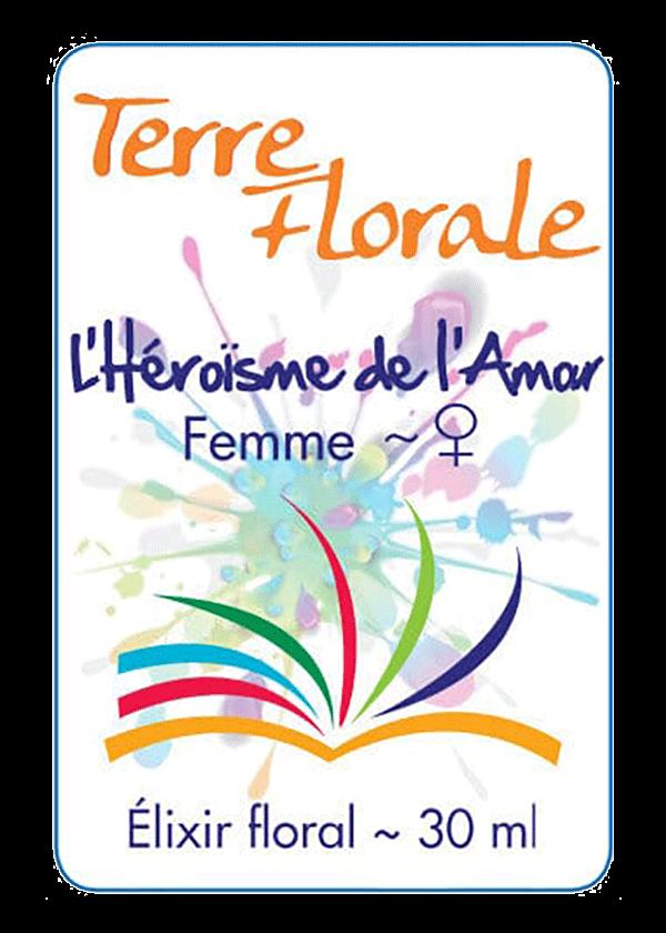 elixir floral amour femme