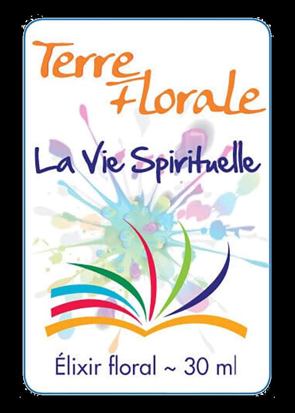 élixir floral La Vie Spirituelle - Terre Florale