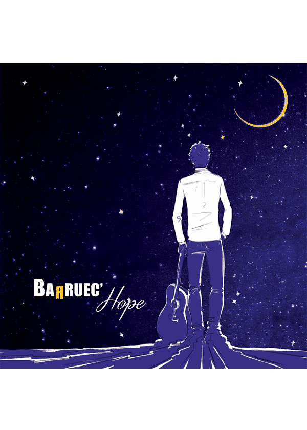 Album CD Barruec'Hope