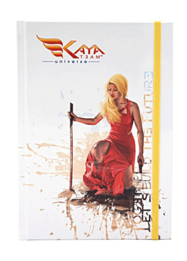 accessoires Carnet de notes A5 KayaBook - Kaya Team Universe