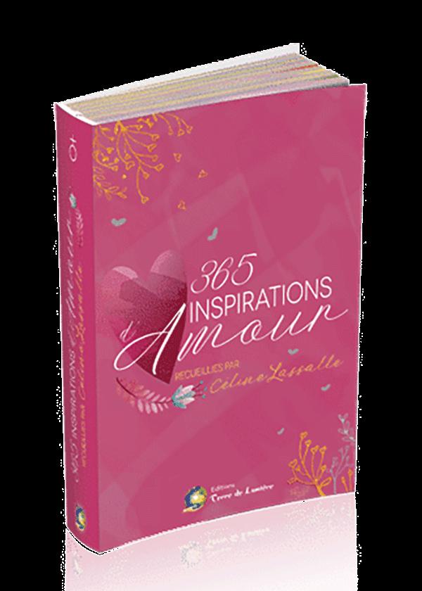 livre 365 inspirations d'amour