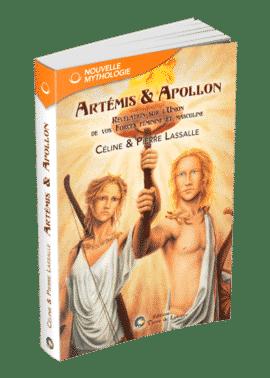 livre artemis et apollon - Pierre Lassalle