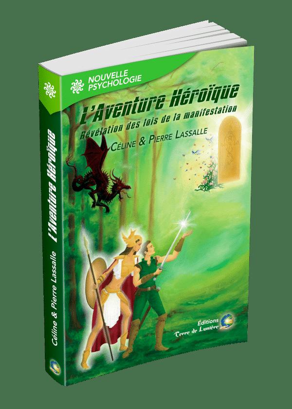 livre aventure heroique  - Pierre Lassalle