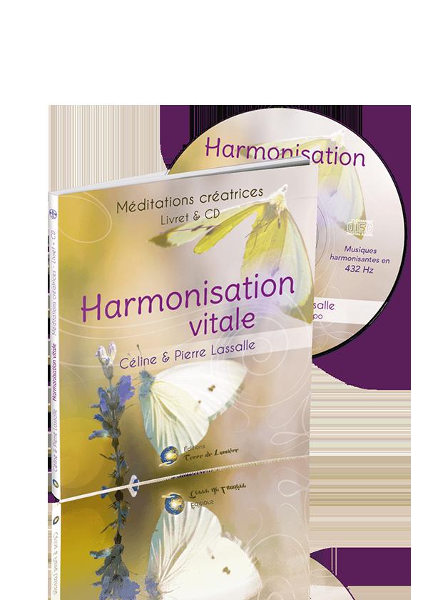 livre meditation harmonisation vitale - Pierre Lassalle