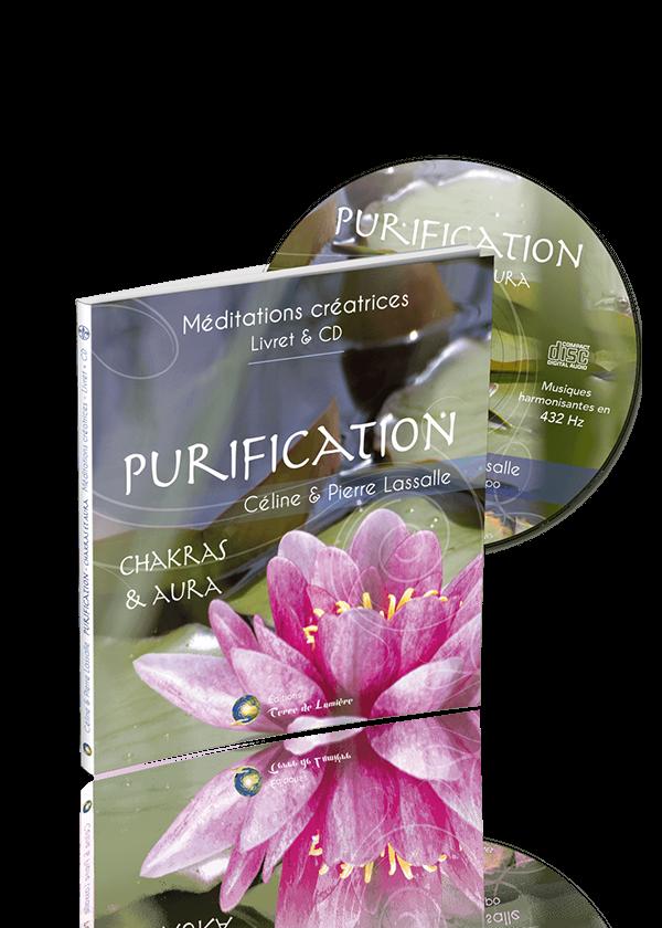 livre meditation purification chakra et aura - Pierre Lassalle