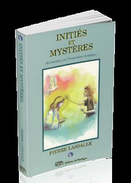 livre inities et mysteres - Pierre Lassalle