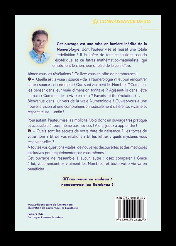 livre numerologie sophianique - Pierre Lassalle