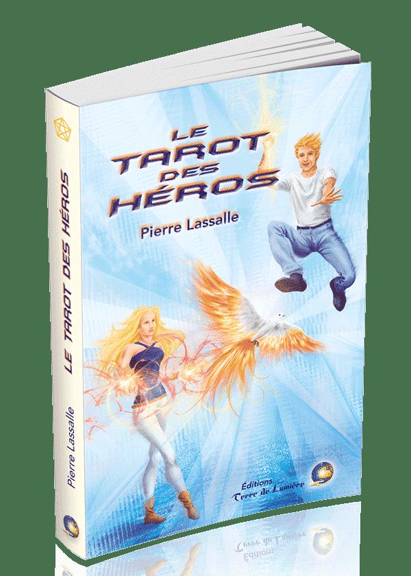 livre tarot des heros - Pierre Lassalle