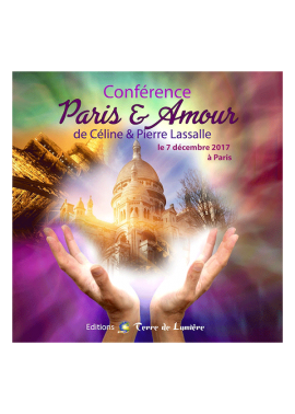 conference amour paris - Pierre Lassalle