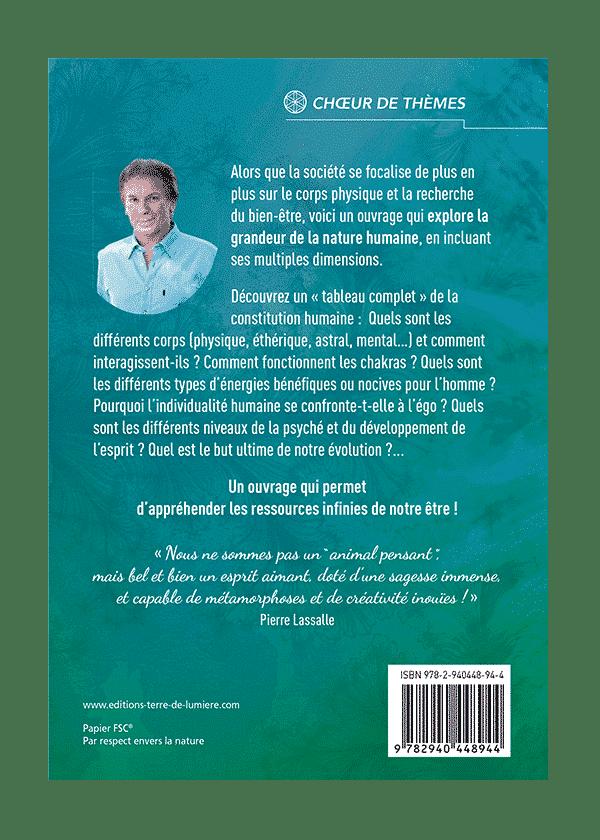 livre sur les chakras et leur rôles