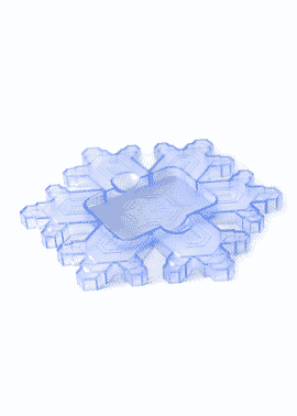 support flocon de neige correcteur d'etat fonctionnel