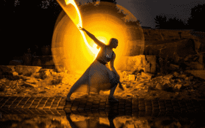 À l'automne, soyons des guerriers de la lumière!