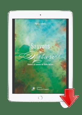 ebook Sauvons la Nature