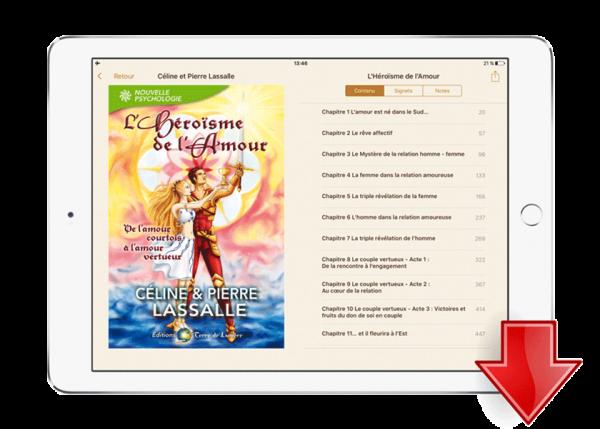ebook heroisme de l'amour