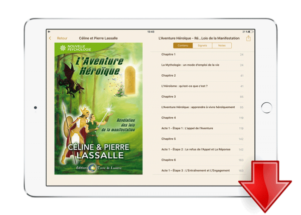 ebook aventure heroique