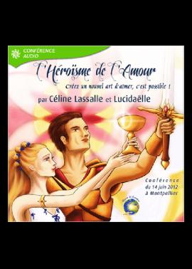 cd mp3 conférence Héroïsme de l'Amour Montpellier