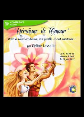 cd mp3 conférence l'Héroïsme de l'Amour Paris