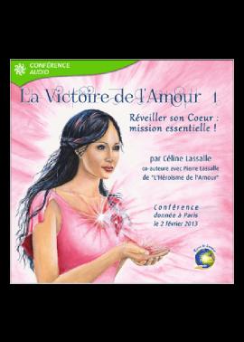 cd mp3 conférence La Victoire de l'Amour 1