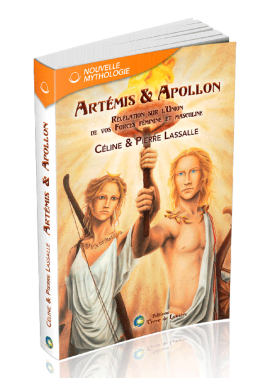 livre Artémis et Apollon - Céline et Pierre Lassalle