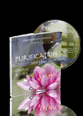 livre cd méditation Purification - Céline et Pierre Lassalle