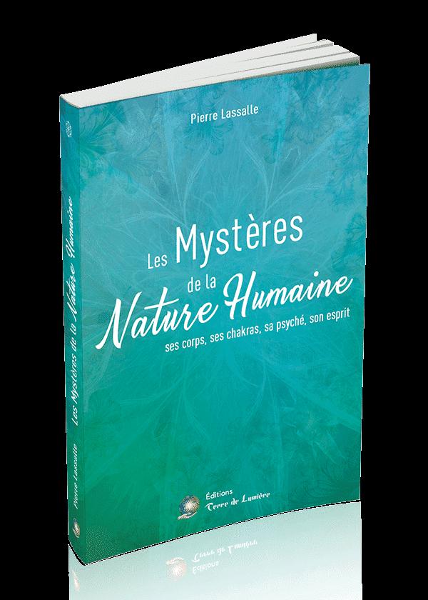 corps, chakras et leurs rôles, psyché, esprit, livre les mystères de la nature humaine