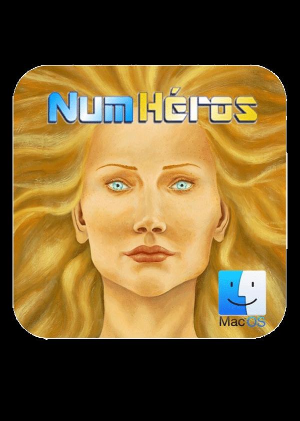 Logiciel Num'Héros 2.0 Mac - Pierre Lassalle