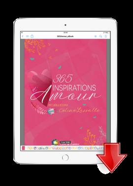 ebook 365 Inspirations d'Amour - Céline Lassalle