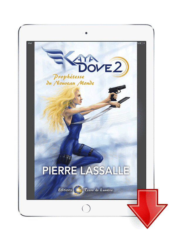 ebook Kaya Dove 2 - Pierre Lassalle
