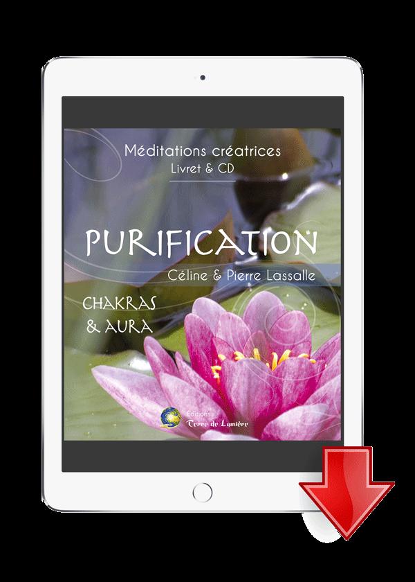 ebook mp3 méditation Purification - Céline et Pierre Lassalle