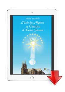 ebook L'Ecole des Mystères de Chartres - Pierre Lassalle
