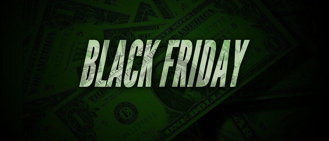 Black Friday ou l'art de nous détourner de l'essentiel