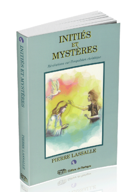livre Initiés et Mystères - Pierre Lassalle