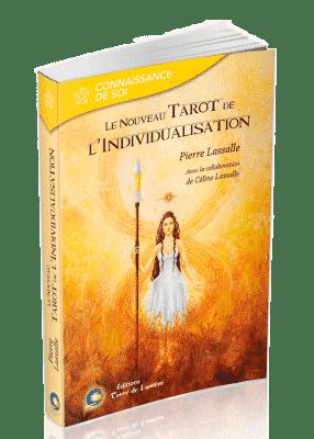 livre et cartes Le Nouveau Tarot de l'Individualisation - Pierre Lassalle