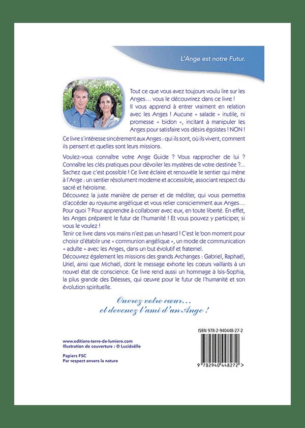 livre Parler le Langage des Anges couverture - Céline et Pierre Lassalle