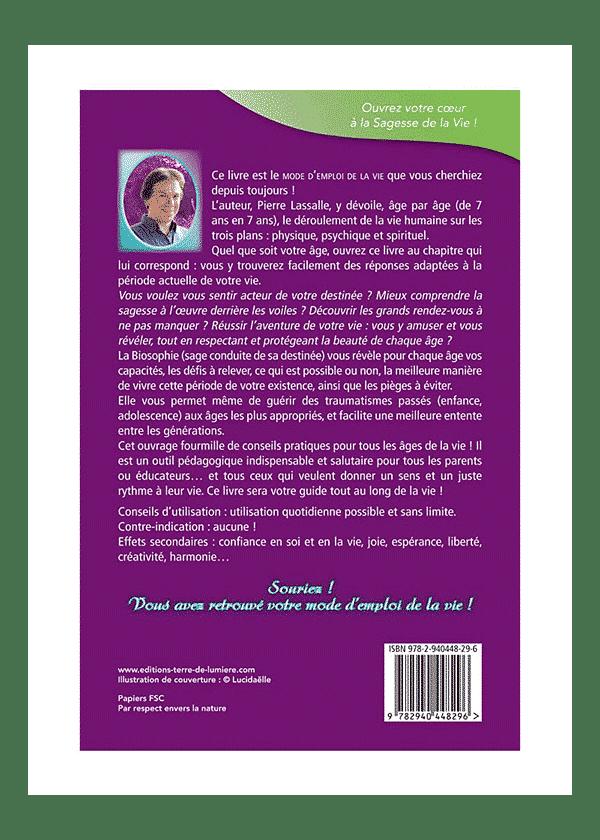 livre Maîtriser votre Destinée couverture - Pierre Lassalle
