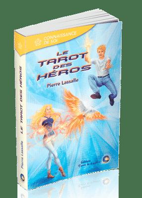 livre et cartes Le Tarot des Héros - Pierre Lassalle