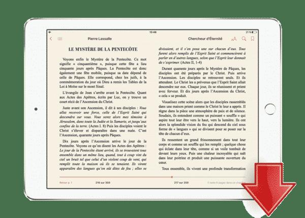 ebook chercheur d'éternité