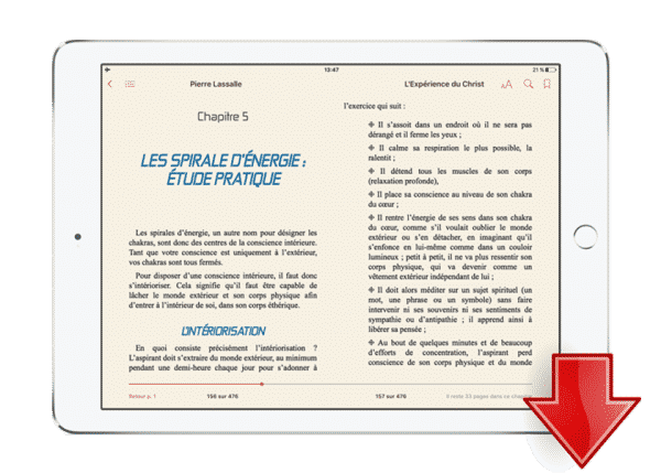 ebook l'experience du christ