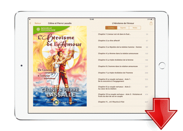 ebook l'heroisme de l'amour