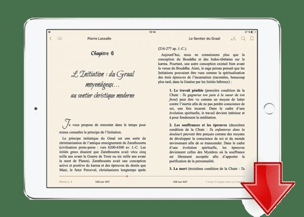 ebook le sentier du graal