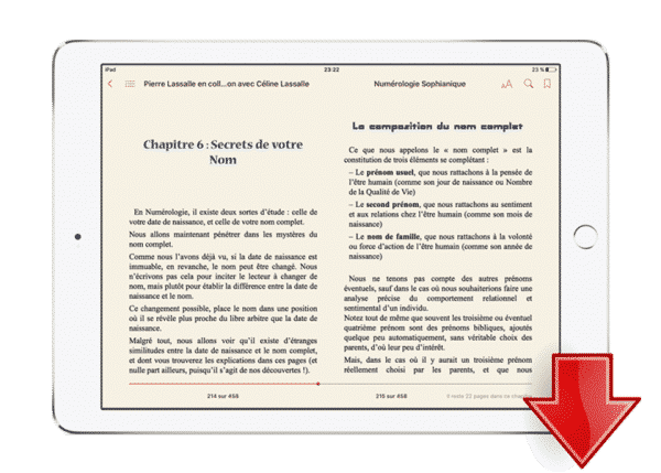 ebook numerologie sophianique