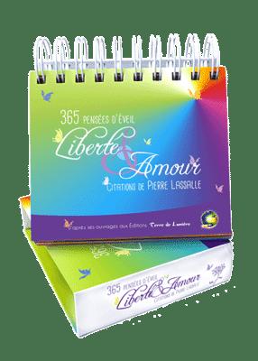 recueil 365 Pensées d'Eveil - Pierre Lassalle